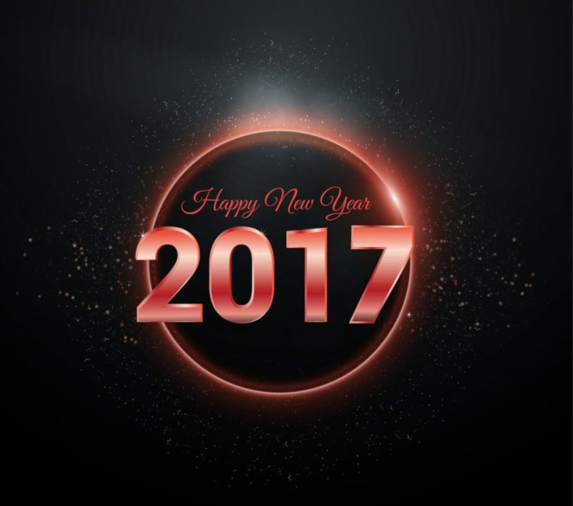 Great New Year 2017 Wishes Image