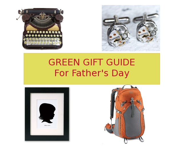 Green Gift Guide For Father's Day Image Idea