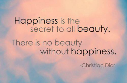 Happiness Beauty Quotes Sayings 01