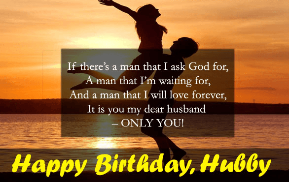 Happy Birthday Message Dear ~ Famous husband birthday wishes images and wallpaper picsmine