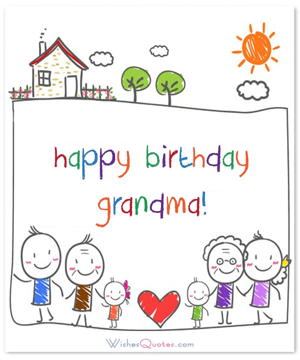 Happy Birthday Grandma Wish You The Best Of Everything Wishes Quotes