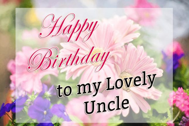 Uncle Birthday Wishes024