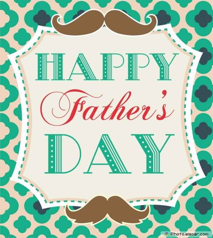 Happy Father's Day Greetings Quotes Image