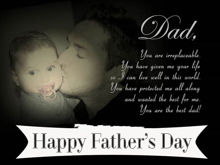 Happy Father's Day Poem Image