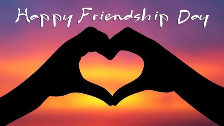 Happy Friendship Day Wishes Wallpaper