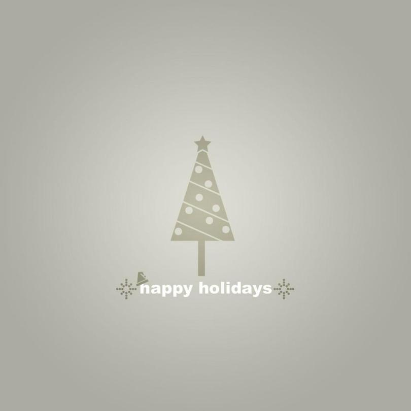Happy Holiday Wishes Card