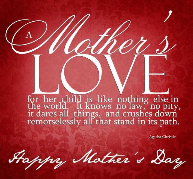 Happy Mother Day Wishes Quotes Image