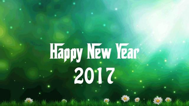 Happy New Year 2017 Image Best Wallpaper