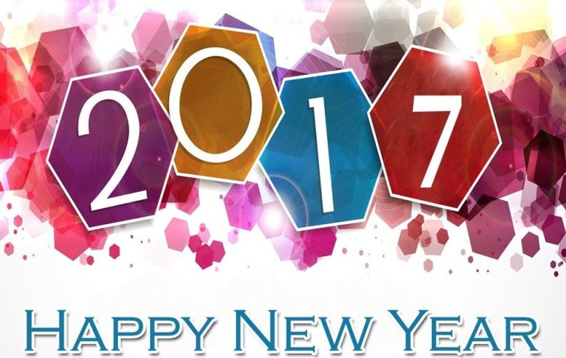 Happy New Year 2017 Photo