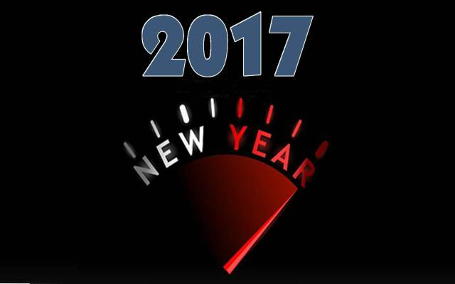 Happy New Year 2017 Picture Greetings Message Image