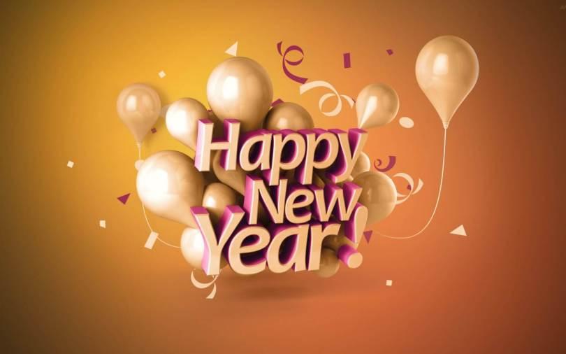 Happy New Year Best Wallpaper