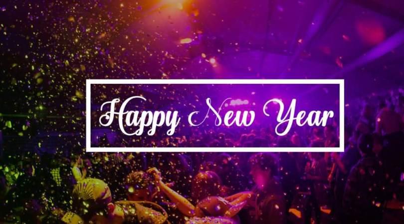 Happy New Year Celebration Party Image