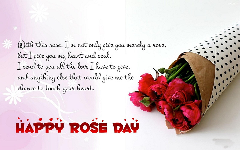 Happy Rose Day Wishes Message Image