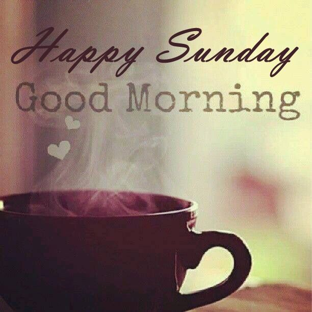Happy Sunday Good Morning Wishes Image