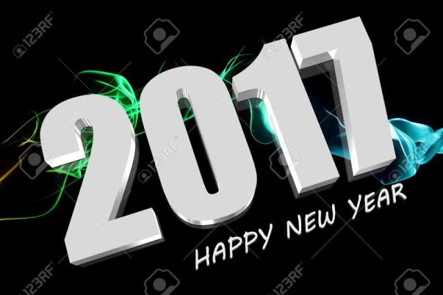 Have A Great Day Happy New Year 2017 Image