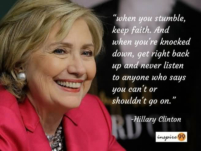 Hillary Clinton Quotes Sayings 03
