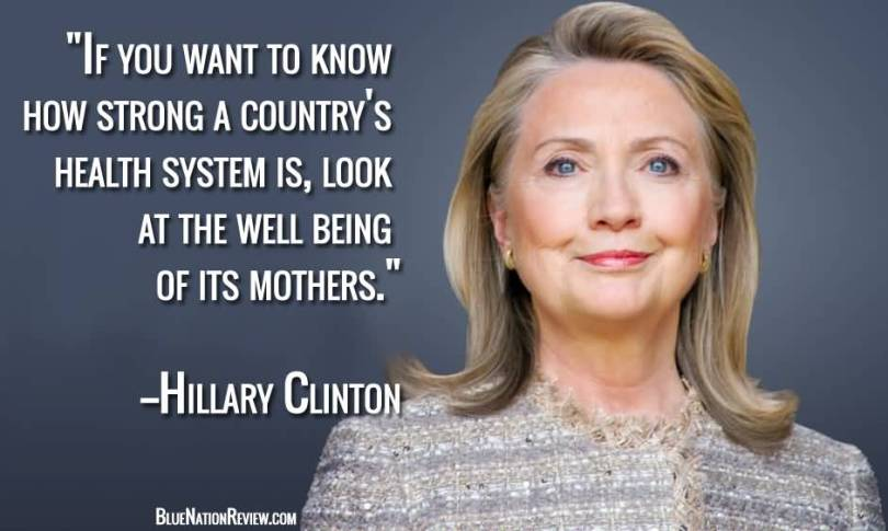 Hillary Clinton Quotes Sayings 06