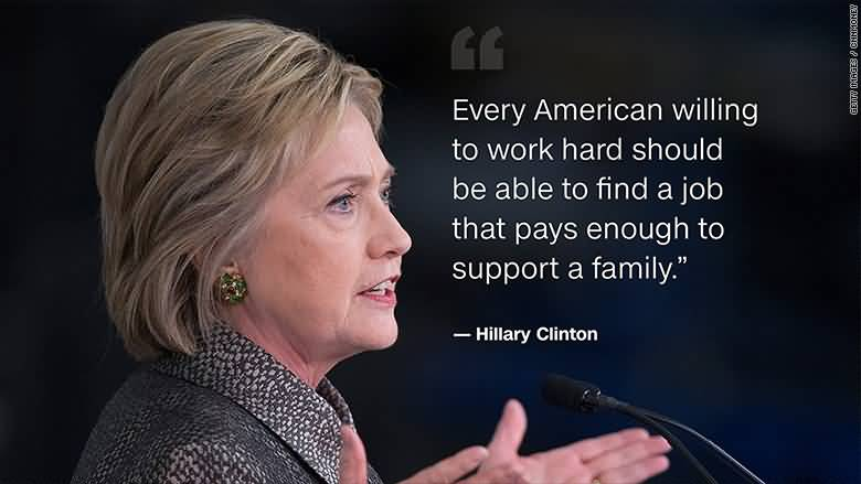 Hillary Clinton Quotes Sayings 11