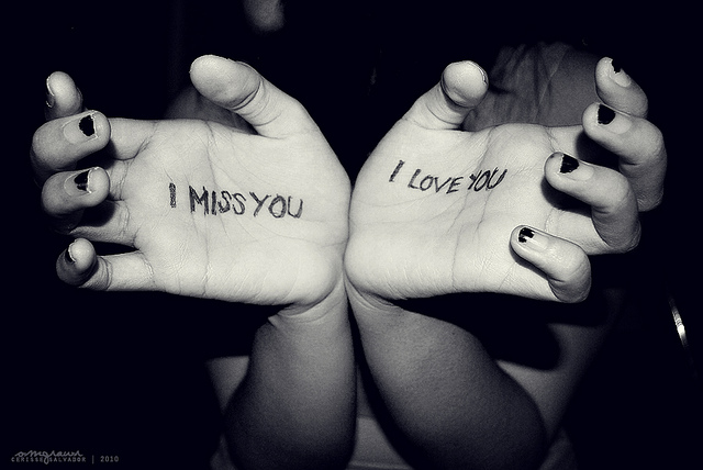 I Miss You I Love You Wishes For Boyfriend Wallpaper