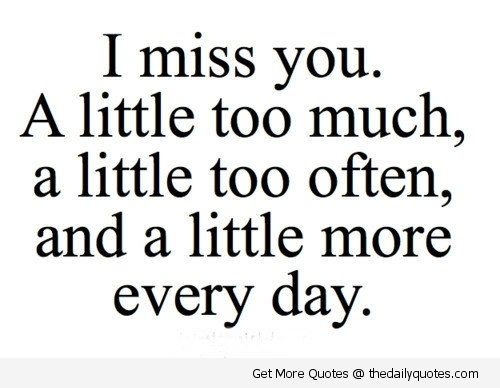 I Miss You Quotes Greeting Message Image