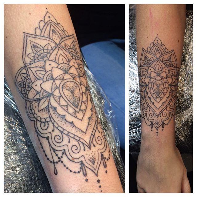 Wrist Tattoo032