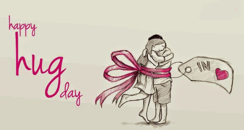 Lovely Hug Day Facebook Cover Picture