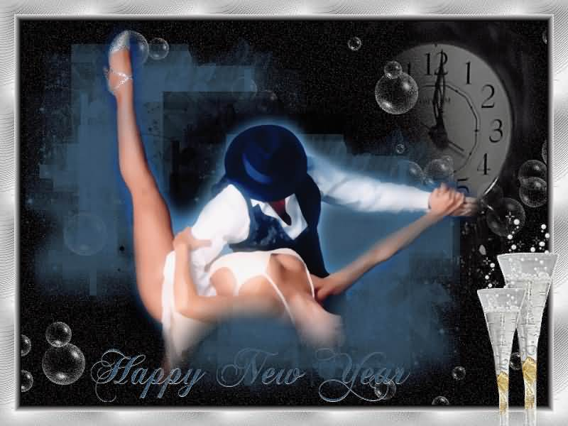 Lover Happy New Year 2017 Wishes Image