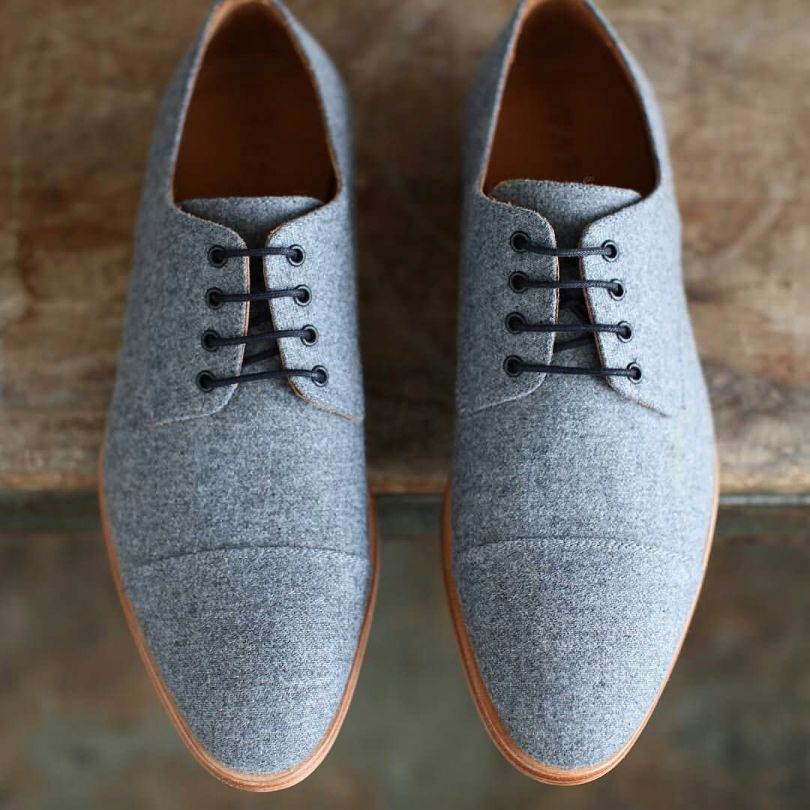 Marvelous Blue Denim Color Casual Shoe For Guys