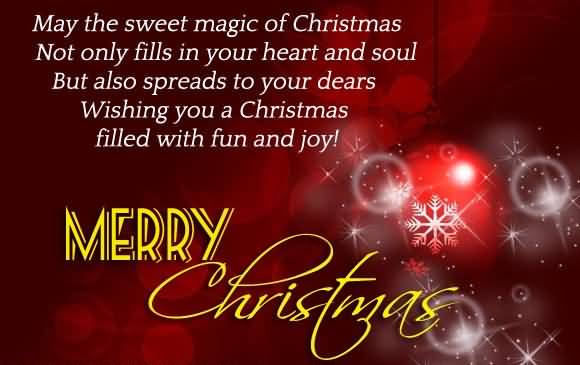 Merry Christmas Wishes Quotes For Family