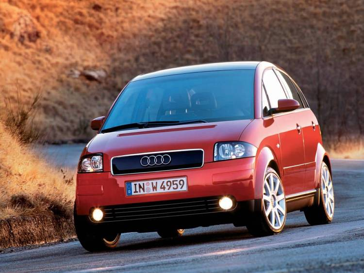 Mind Blowing Audi A2 Car