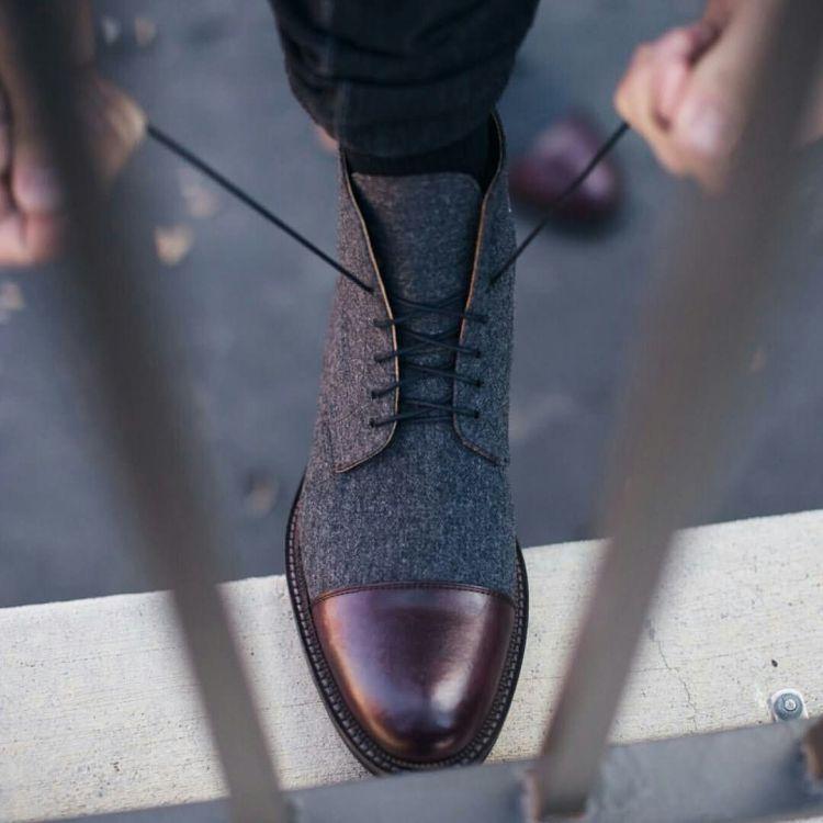 Mind Blowing Black Leather Shoe For Handsome Men