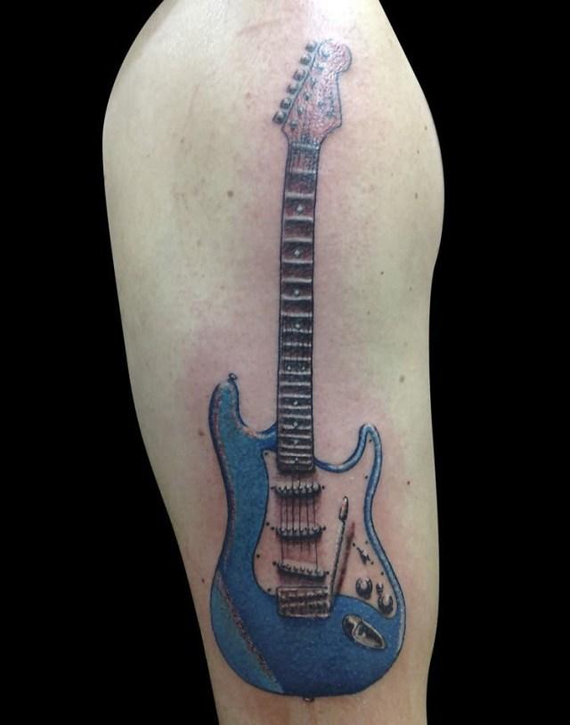Rock Band Tattoo 015