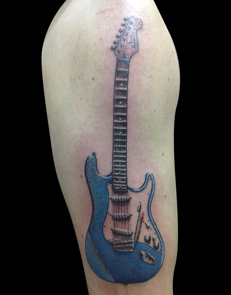 Rock Band Tattoo 015