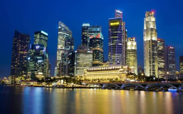 Most Beautiful Singapore Full HD Wallpaper