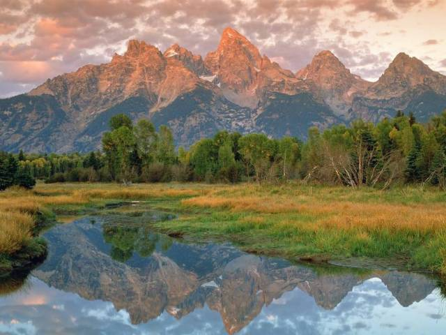 Most Grand Teton National Park Wyoming 4K Wallpaper