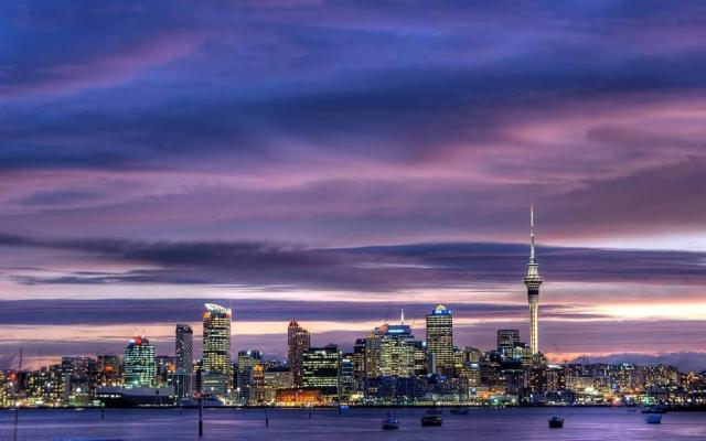 Most Wonderful Auckland Full HD Wallpaper