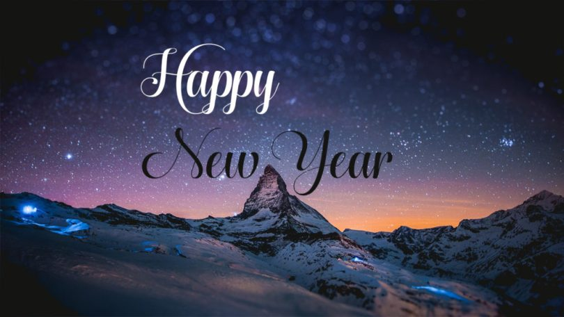 New Year Text Messages Image