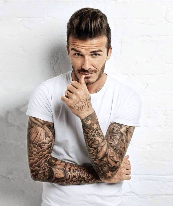 David Beckham Tattoo019