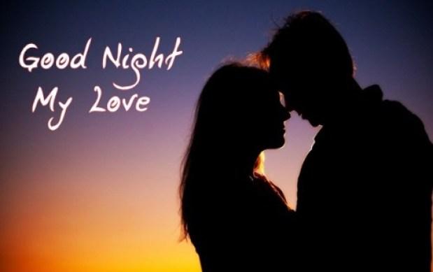 Romantic Good Night Love Good Night Greetings