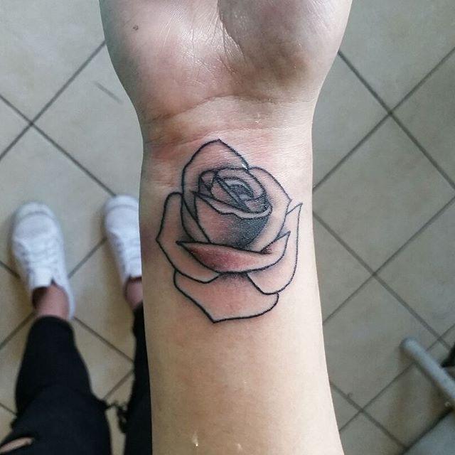 Wrist Tattoo007