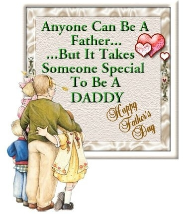 Someone Special To Be A Daddy Happy Father's Day