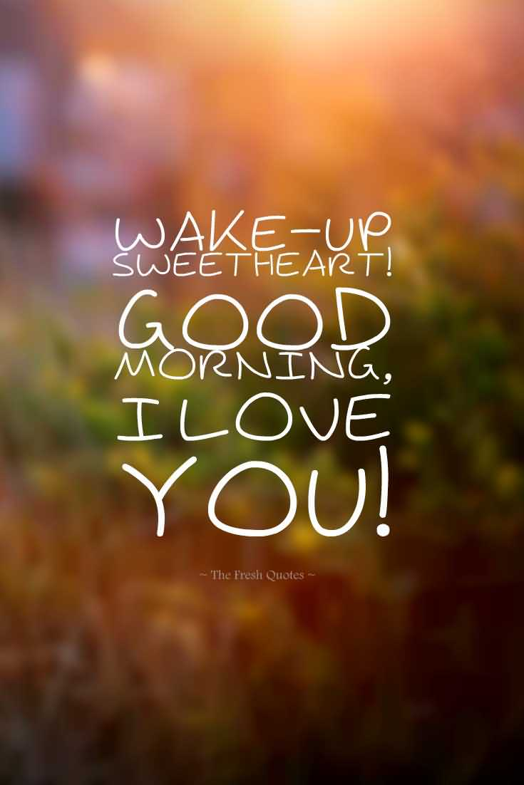 Sweet Good Morning Wishes Message Image