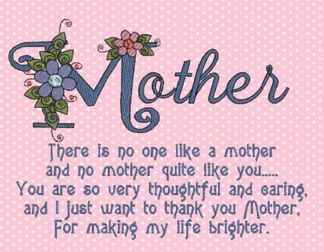 To Greatest Mom Happy Mothers Day Wishes Image