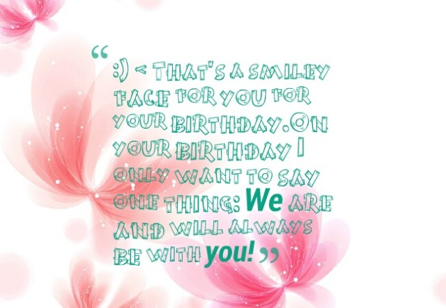 To My Great Sister Happy Birthday Message Image
