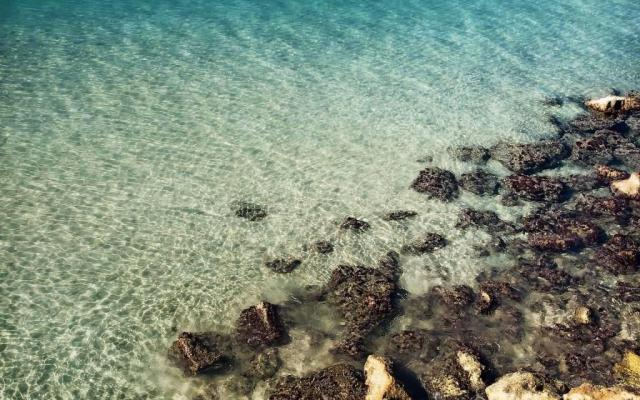 Very Beautiful Beach Landscape Full HD Wallpaper