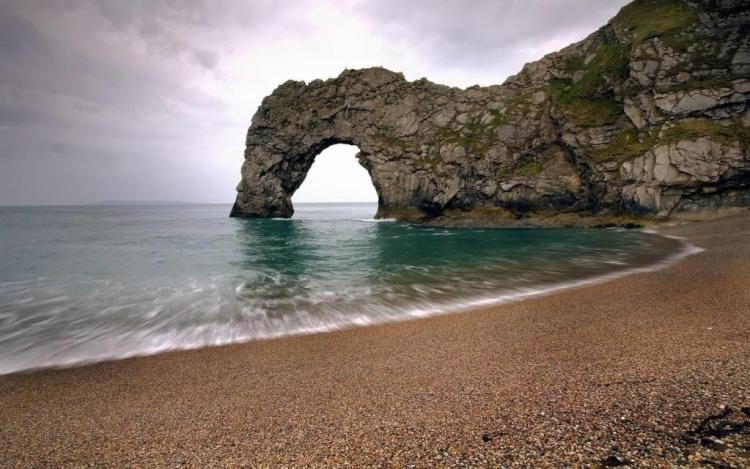 Very Beautiful Beach Scenes Full HD Wallpaper