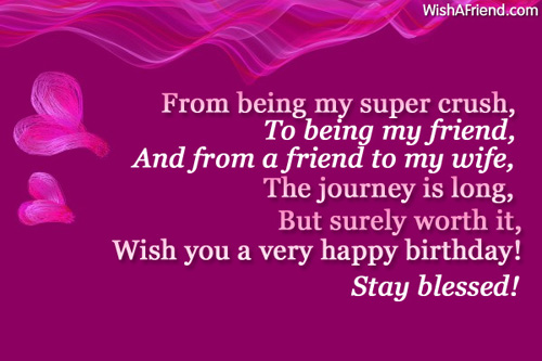 Wish You A Very Happy Birthday Stay Blessed Greeting Quotes