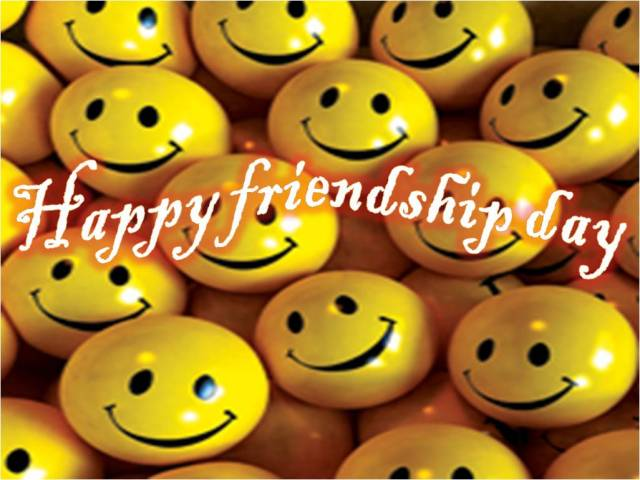 Wish You A Very Happy Friendship Day Image