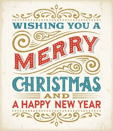 Wishing You A Happy New Year Message Image