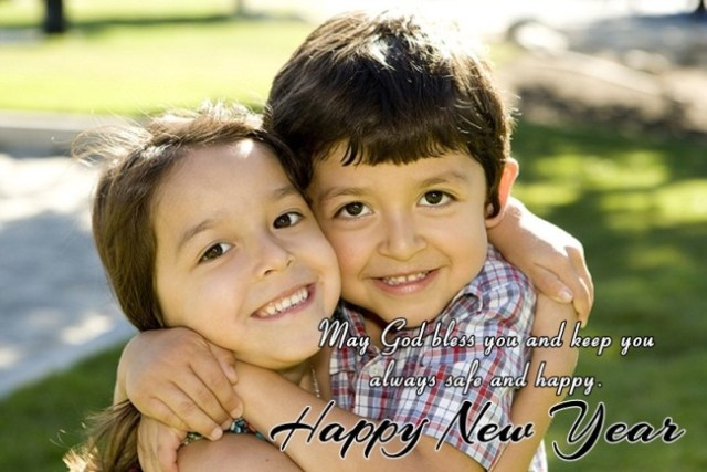 Wishing You A Very Happy New Year Wishes Image